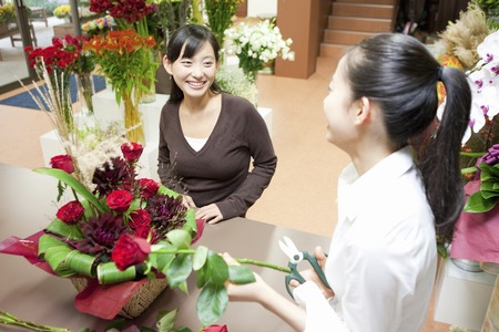 Flower arrangement Stok Fotoğraf - 40015927