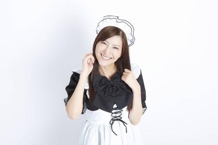 lad: Maid cosplay