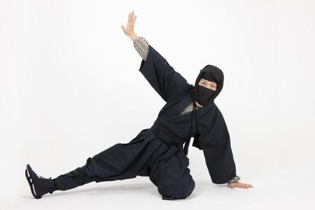 ninjutsu: Ninja Stock Photo