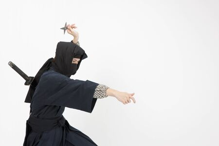 stealth: Ninja Stock Photo