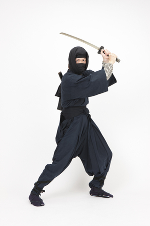 ninja: Ninja Stock Photo