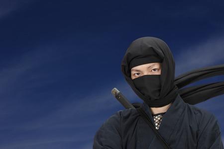 beings: Ninja Stock Photo