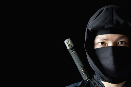circumstance: Ninja Stock Photo