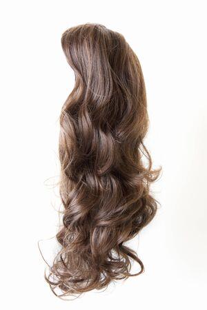 unruly: Wig Stock Photo