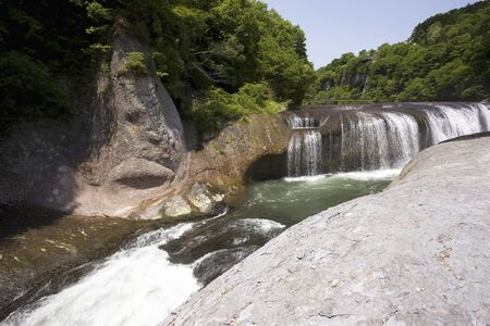 blown: Waterfall blown crack