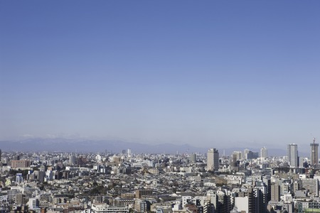 civic center: View from bunkyo Civic Center