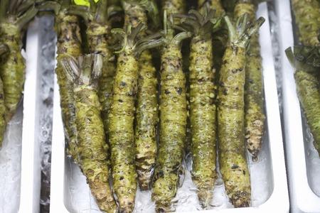 wasabi: Fresh Wasabi hits shelves