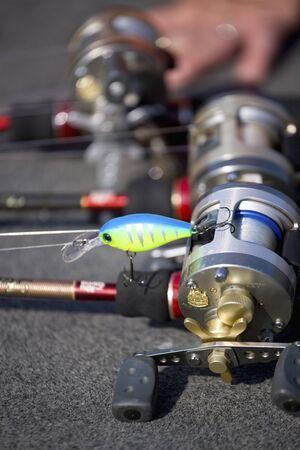 bass fishing: Tackle for bass fishing