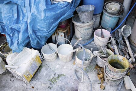 paint tool: Paint tool Stock Photo