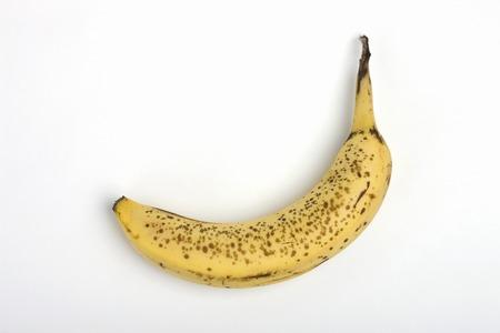 熟したバナナ 写真素材