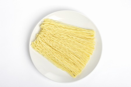 chinese noodles: Chinese noodles Stock Photo