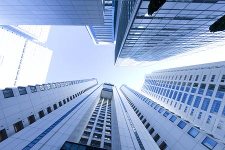 Hoge gebouwen