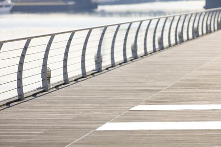 promenade: Waterside promenade