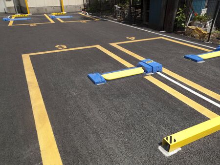 コイン駐車場