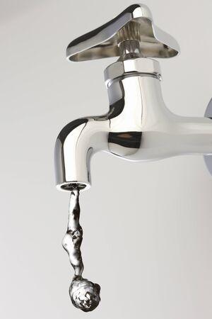 水漏れの水供給