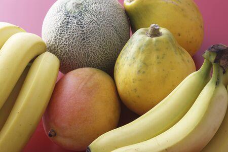 fruitschaal: Fruit variety