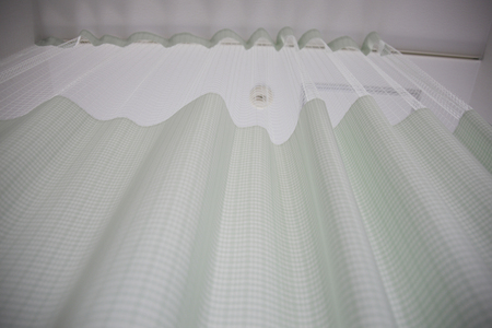 hospitalization: Hospital Curtain