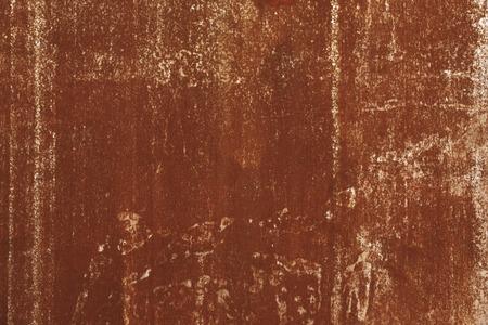 deteriorate: Rusted iron Stock Photo