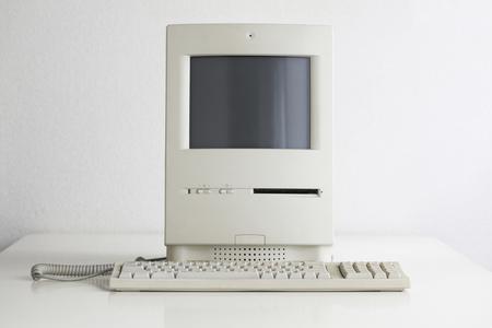 Oude PC Stockfoto - 46238487
