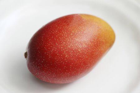 ripe: Ripe mango Stock Photo