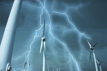 windpower: Lightning