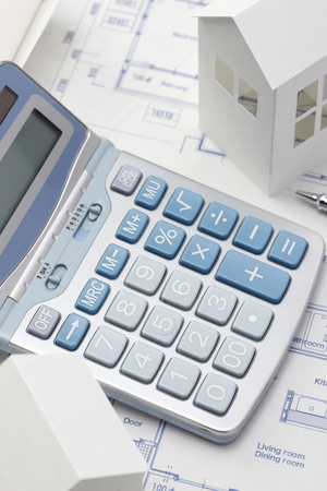 repayment: Design view and a calculator and model