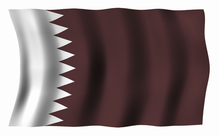foreign national: Flag of Qatar