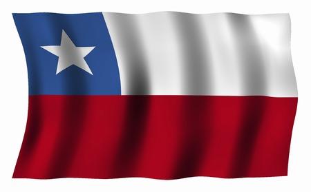 flag of chile: Bandera de Chile