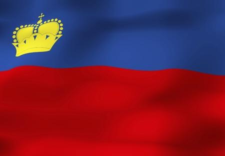liechtenstein: Flag of Liechtenstein