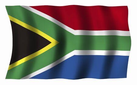 남아 프리 카 공화국의 국기
