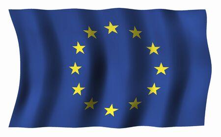 european community: European Community Flag