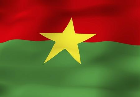 burkina faso: Burkina Faso flag