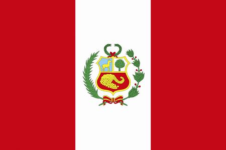 republic of peru: Flag of Peru