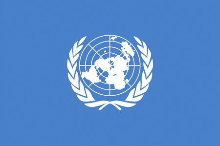 united nations: Flag of the United Nations