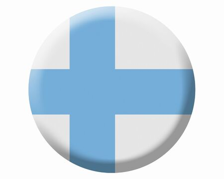 finland: Flag of Finland