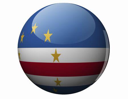 cape verde: Cape Verde flag