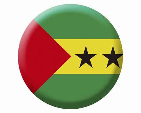 principe: Sao Tome and Principe flag