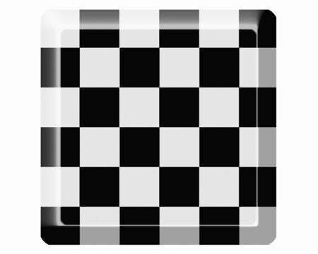 checker flag: Checkered flag Stock Photo
