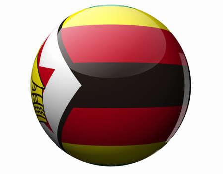 zimbabue: Bandera de Zimbabwe
