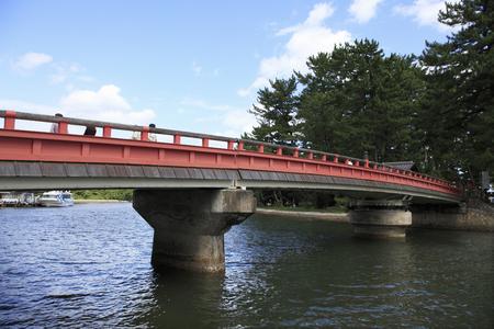 天橋立廻船橋