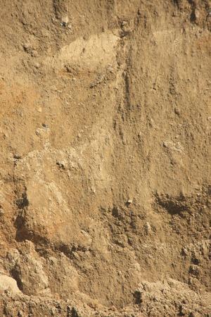 ballast: Sand Stock Photo