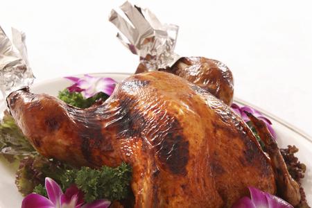roast turkey: Roast turkey