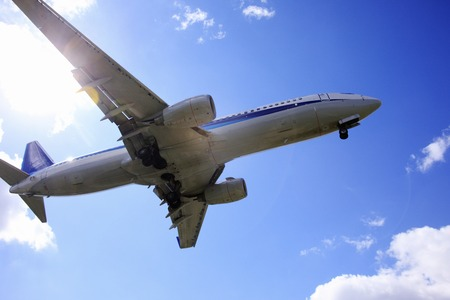 airliner: Airplane