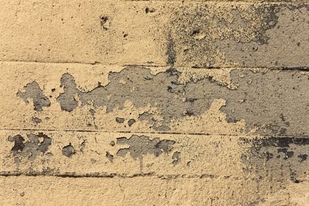 crazing: Old concrete wall