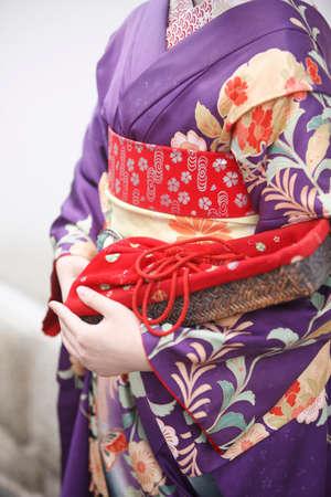 geisha kimono: Geisha in kimono