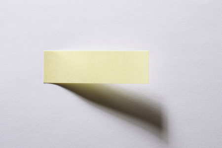 appended: Sticky notes