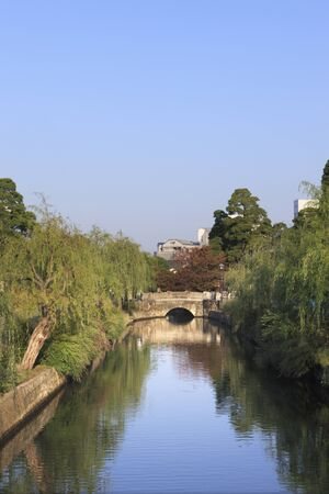 and the area: Kurashiki bikan area