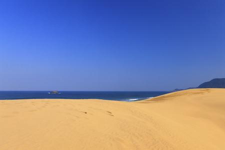 dunes: Tottori sand dunes