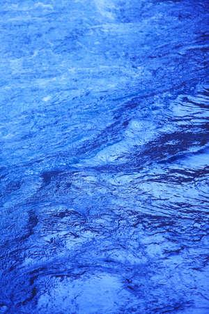 Okutsu Valley stream