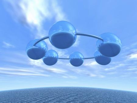sphere: Sphere Circle Stock Photo